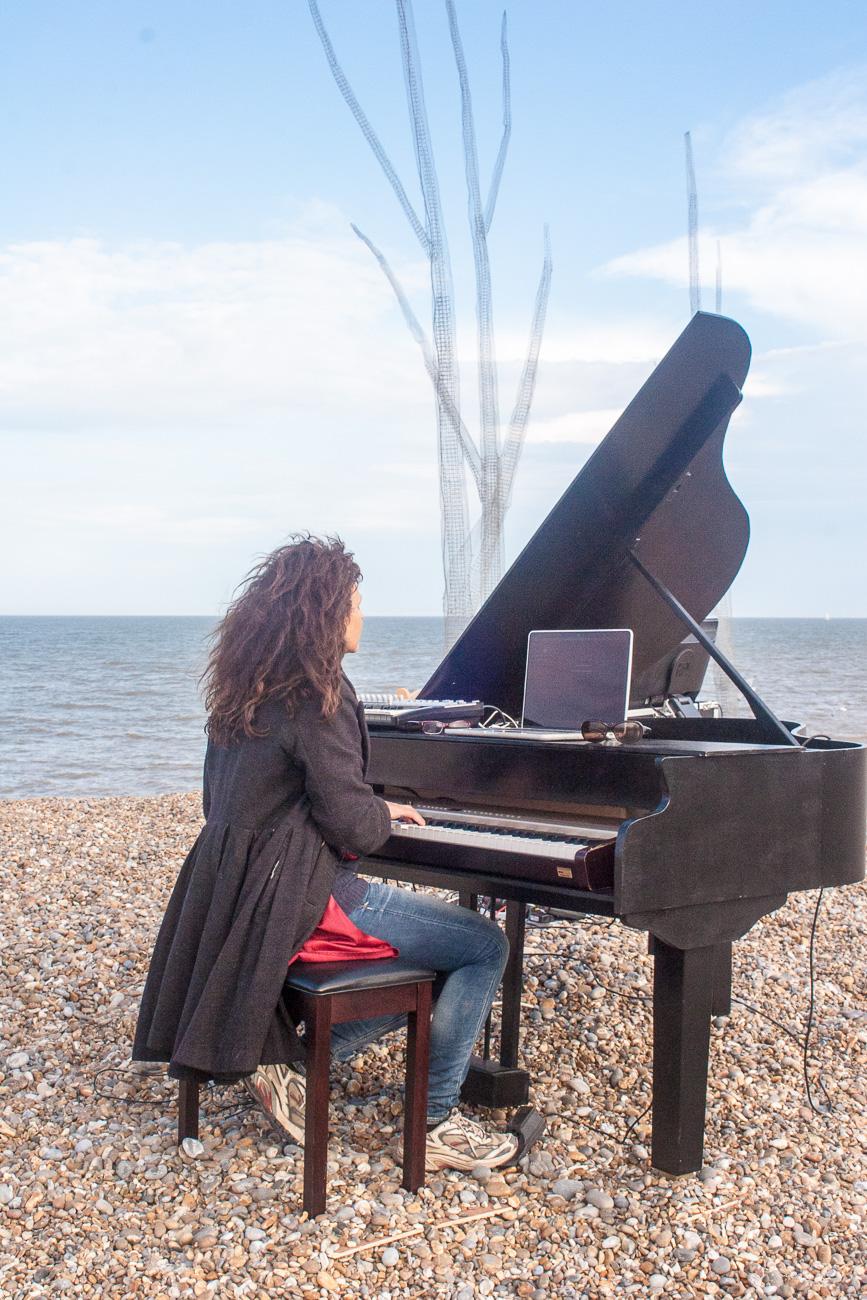 ableton push grand piano